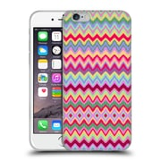 OFFICIAL AMY SIA DECORATIVE PATTERNS Chevron Soft Gel Case for Apple iPhone 6 / 6s (C_F_1AB3F)