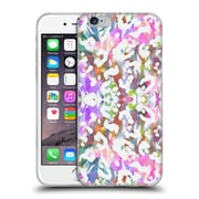 OFFICIAL AMY SIA ANIMAL PRINTS Pastel Leopard Soft Gel Case for Apple iPhone 6 / 6s (C_F_1AB3D)