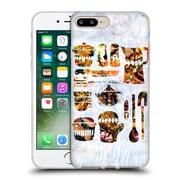 OFFICIAL ARTPOPTART COLLAGE Kitchen Collection Soft Gel Case for Apple iPhone 7 Plus (C_1FA_1A237)