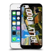 OFFICIAL ARTPOPTART TRAVEL Hollywood Soft Gel Case for Apple iPhone 5 / 5s / SE (C_D_1A232)