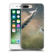 OFFICIAL BRENDA ERICKSON ARTS Earth Bound Pillow Soft Gel Case for Apple iPhone 7 Plus (C_1FA_1DDAC)