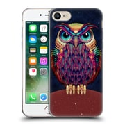 OFFICIAL ALI GULEC GEOMETRIC Owl Soft Gel Case for Apple iPhone 7 (C_1F9_1BD3C)
