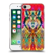 OFFICIAL ALI GULEC GEOMETRIC Corp Wolf Soft Gel Case for Apple iPhone 7 (C_1F9_1BD39)