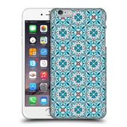 OFFICIAL IULIIA LELEKOVA PATTERNS Floral Portuguese Tile Hard Back Case for Apple iPhone 6 Plus / 6s Plus (9_10_1D2DD)