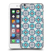 OFFICIAL IULIIA LELEKOVA PATTERNS Floral Moroccan Tile Hard Back Case for Apple iPhone 6 Plus / 6s Plus (9_10_1D2DE)