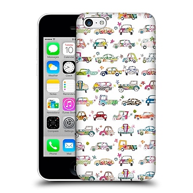 OFFICIAL TURNOWSKY NITZ NATZ Car Crazy Hard Back Case for Apple iPhone 5c (9_E_1CE78)