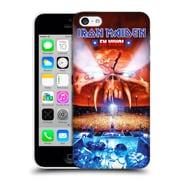 OFFICIAL IRON MAIDEN TOURS En Vivo! Hard Back Case for Apple iPhone 5c (9_E_1DB7B)