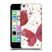 OFFICIAL TURNOWSKY PRIMAVERA Butterflies Of Love Hard Back Case for Apple iPhone 5c (9_E_1CE91)