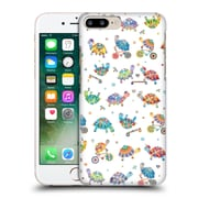 OFFICIAL TURNOWSKY POOL PARTY Topsy Turtles Hard Back Case for Apple iPhone 7 Plus (9_1FA_1CE8B)