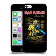 OFFICIAL IRON MAIDEN ALBUM COVERS Piece Of Mind Hard Back Case for Apple iPhone 5c (9_E_1DB6F)