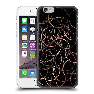 OFFICIAL FLORENT BODART PATTERNS The Burning Circle Hard Back Case for Apple iPhone 6 / 6s (9_F_1AFC1)
