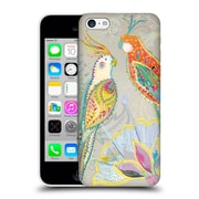 OFFICIAL TURNOWSKY SILVER MOON Perfect Pair Hard Back Case for Apple iPhone 5c (9_E_1CE99)