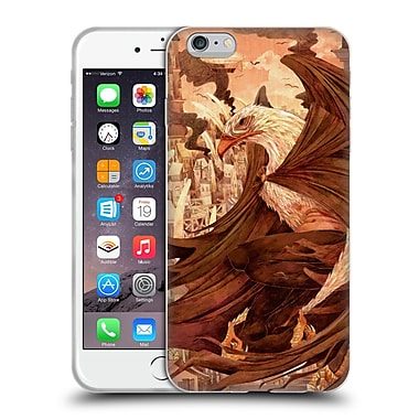 OFFICIAL ANNE LAMBELET FICTION Yagharek Soft Gel Case for Apple iPhone 6 Plus / 6s Plus (C_10_1BDC5)