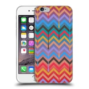 OFFICIAL ANGELO CERANTOLA PATTERNS Melting Chev Soft Gel Case for Apple iPhone 6 / 6s (C_F_1A39A)