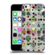 OFFICIAL ANGELO CERANTOLA PATTERNS Shinjuku Soft Gel Case for Apple iPhone 5c (C_E_1A398)