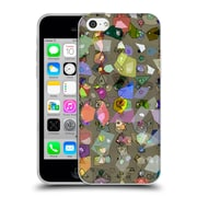 OFFICIAL ANGELO CERANTOLA PATTERNS Candies From Strangers Soft Gel Case for Apple iPhone 5c (C_E_1A397)