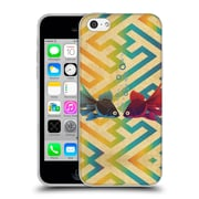 OFFICIAL ANGELO CERANTOLA ANIMALS You And Me Both Soft Gel Case for Apple iPhone 5c (C_E_1A391)
