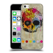 OFFICIAL ANGELO CERANTOLA SKULLS It Is Gonna Happen Soon Soft Gel Case for Apple iPhone 5c (C_E_1A39F)