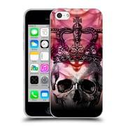 OFFICIAL ANGELO CERANTOLA SKULLS Feeling Good Looking Great Soft Gel Case for Apple iPhone 5c (C_E_1A39C)