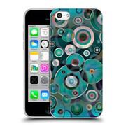 OFFICIAL ANGELO CERANTOLA PATTERNS Pop Muzik Soft Gel Case for Apple iPhone 5c (C_E_1A399)
