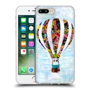 OFFICIAL ARTPOPTART COLLAGE Hot Air Balloon Soft Gel Case for Apple iPhone 7 Plus (C_1FA_1A238)