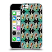OFFICIAL ANGELO CERANTOLA PATTERNS Quiet Life RB Soft Gel Case for Apple iPhone 5c (C_E_1A39B)