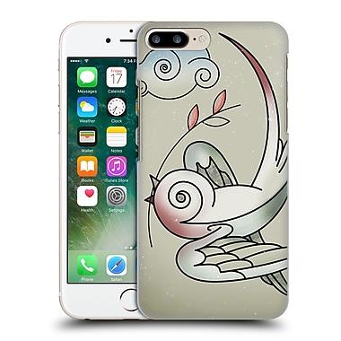 OFFICIAL VIN ZZEP BIRDS Sparrow Hard Back Case for Apple iPhone 7 Plus (9_1FA_1E23E)