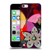 OFFICIAL TURNOWSKY DEEP FOREST Full Bloom Hard Back Case for Apple iPhone 5c (9_E_1CE3C)