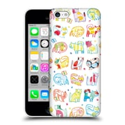 OFFICIAL TURNOWSKY FANTASIA Cool For Cats Hard Back Case for Apple iPhone 5c (9_E_1CE3E)
