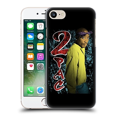 OFFICIAL TUPAC SHAKUR KEY ART Vintage Hard Back Case for Apple iPhone 7 (9_1F9_1C845)