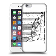 OFFICIAL TUMMEOW INK CATS Shower Hard Back Case for Apple iPhone 6 Plus / 6s Plus (9_10_1C64B)