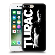 OFFICIAL TUPAC SHAKUR KEY ART Black And White Hard Back Case for Apple iPhone 7 Plus (9_1FA_1C849)