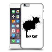 OFFICIAL TUMMEOW INK CATS Splatter Hard Back Case for Apple iPhone 6 Plus / 6s Plus (9_10_1C64C)