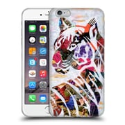 OFFICIAL ARTPOPTART ANIMALS Tiger Soft Gel Case for Apple iPhone 6 Plus / 6s Plus (C_10_1A217)