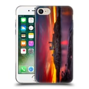 Official Darren White Sunrises and Sunsets Over Nubble Light Soft Gel Case for Apple iPhone 7 (C_1F9_1B1DD)
