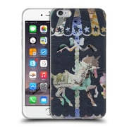 OFFICIAL ARTPOPTART COLLAGE Carousel Soft Gel Case for Apple iPhone 6 Plus / 6s Plus (C_10_1A23A)
