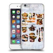 OFFICIAL ARTPOPTART COLLAGE Kitchen Collection Soft Gel Case for Apple iPhone 6 Plus / 6s Plus (C_10_1A237)