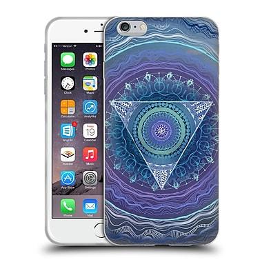 OFFICIAL BRENDA ERICKSON CHAKRAS Third Eye Soft Gel Case for Apple iPhone 6 Plus / 6s Plus (C_10_1DDB7)
