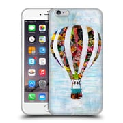 OFFICIAL ARTPOPTART COLLAGE Hot Air Balloon Soft Gel Case for Apple iPhone 6 Plus / 6s Plus (C_10_1A238)