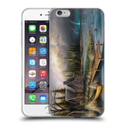 Official CHUCK BLACK CABIN The Perfect Storm Soft Gel Case for Apple iPhone 6 Plus / 6s Plus (C_10_1AE84)