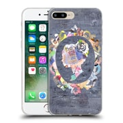 OFFICIAL ARTPOPTART COLLAGE Victorian Soft Gel Case for Apple iPhone 7 Plus (C_1FA_1A239)