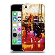 Official Demian Dressler Series Prismatica Absolve Soft Gel Case for Apple iPhone 5c (C_E_1AD97)