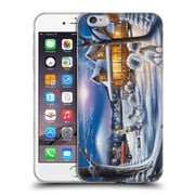 Official CHUCK BLACK CABIN Welcome Home Soft Gel Case for Apple iPhone 6 Plus / 6s Plus (C_10_1AE85)