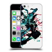 Official Demian Dressler Series Memento Mori Lucky Charm Soft Gel Case for Apple iPhone 5c (C_E_1AD92)