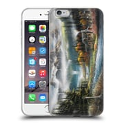 Official CHUCK BLACK CABIN Paradise Valley Soft Gel Case for Apple iPhone 6 Plus / 6s Plus (C_10_1AE81)