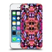 OFFICIAL AMY SIA KALEIDOSCOPE 2 Dark Diamond Soft Gel Case for Apple iPhone 5 / 5s / SE (C_D_1AB65)