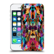 OFFICIAL AMY SIA KALEIDOSCOPE Antigua Soft Gel Case for Apple iPhone 5 / 5s / SE (C_D_1AB5F)