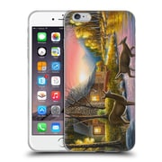 Official CHUCK BLACK CABIN River's Crossing Soft Gel Case for Apple iPhone 6 Plus / 6s Plus (C_10_1AE82)
