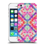 OFFICIAL AMY SIA KALEIDOSCOPE 2 Gypsy Luxe Soft Gel Case for Apple iPhone 5 / 5s / SE (C_D_1AB66)