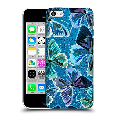 OFFICIAL TURNOWSKY FOG Butterfly Spirit Hard Back Case for Apple iPhone 5c (9_E_1CE4A)